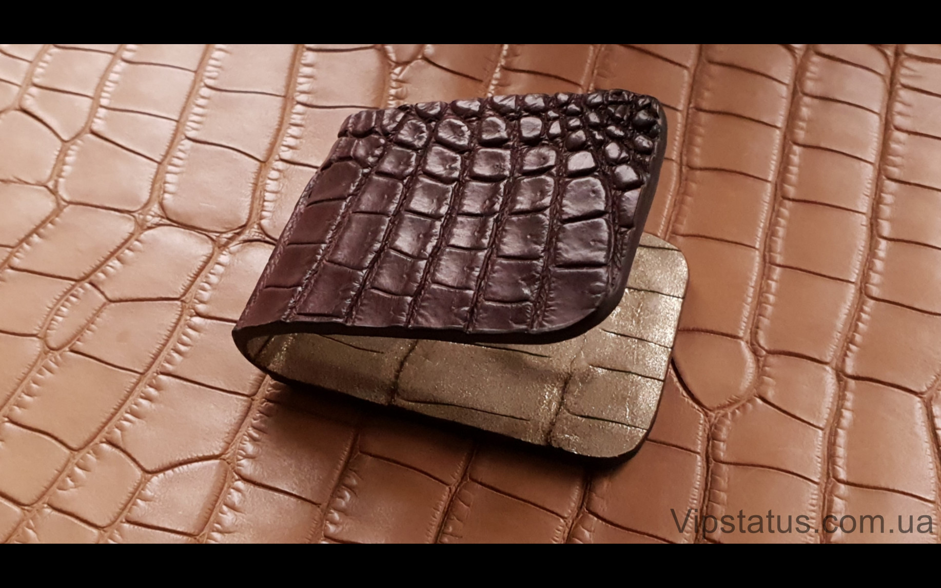 Elite Сhocolate Лакшери зажим для купюр Сhocolate Luxury bill clip image 1