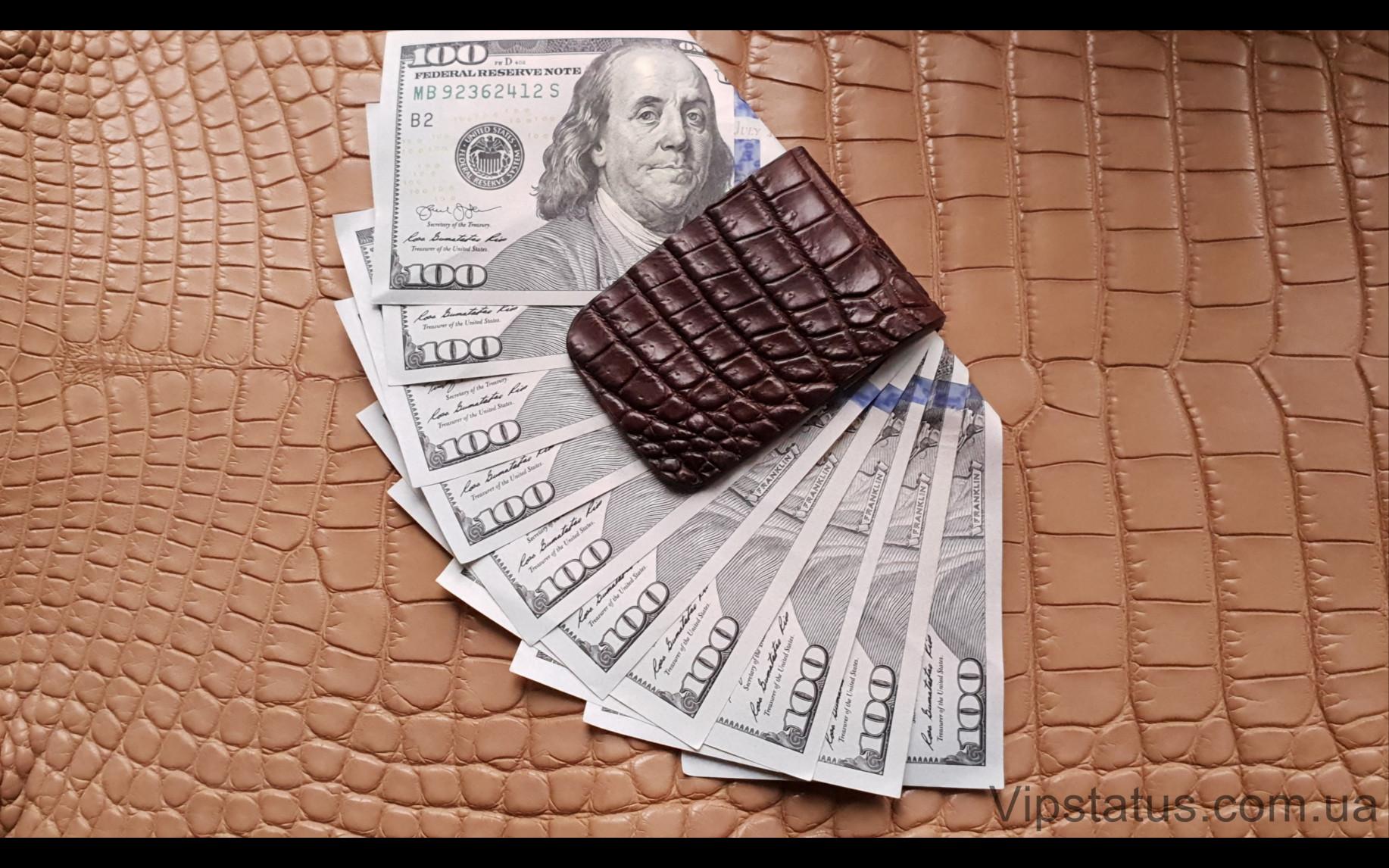 Elite Сhocolate Лакшери зажим для купюр Сhocolate Luxury bill clip image 3