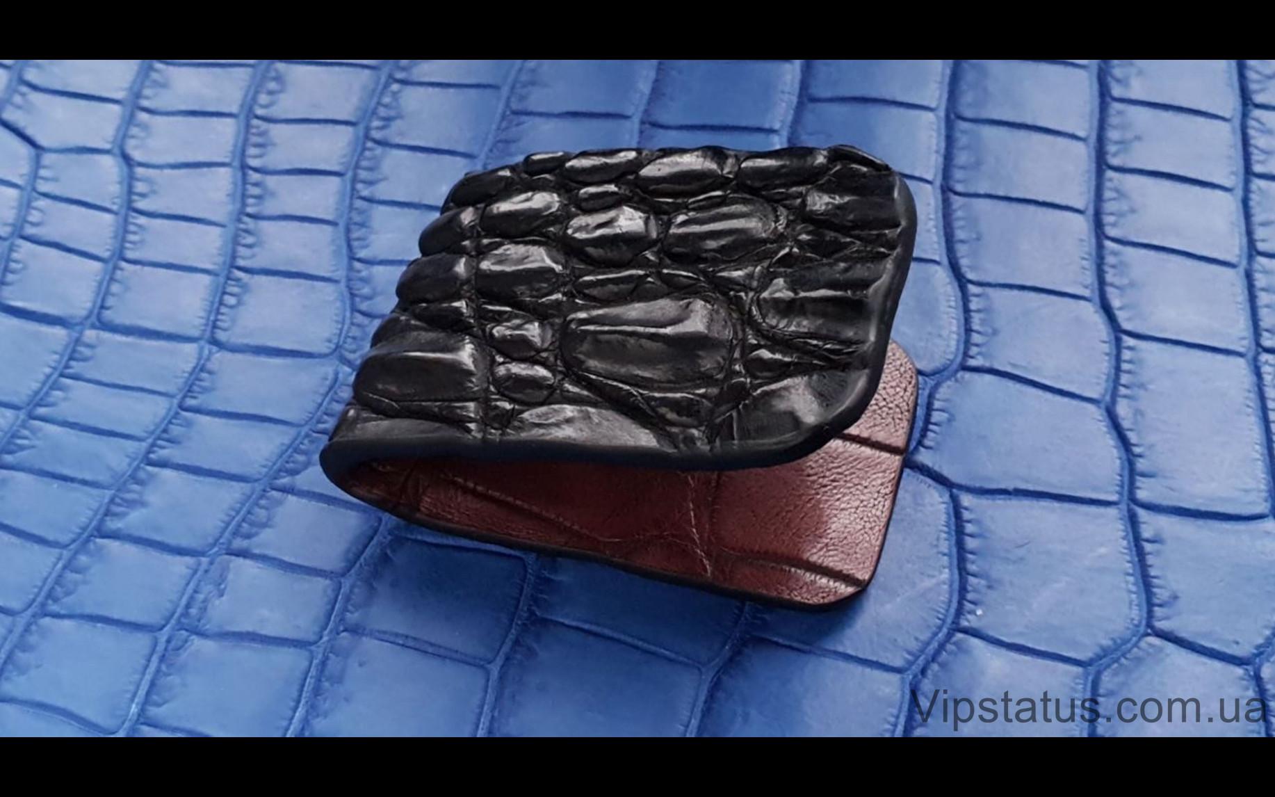 Элитный Black Crocodile Эксклюзивный зажим для купюр Black Crocodile Эксклюзивный зажим для купюр изображение 1