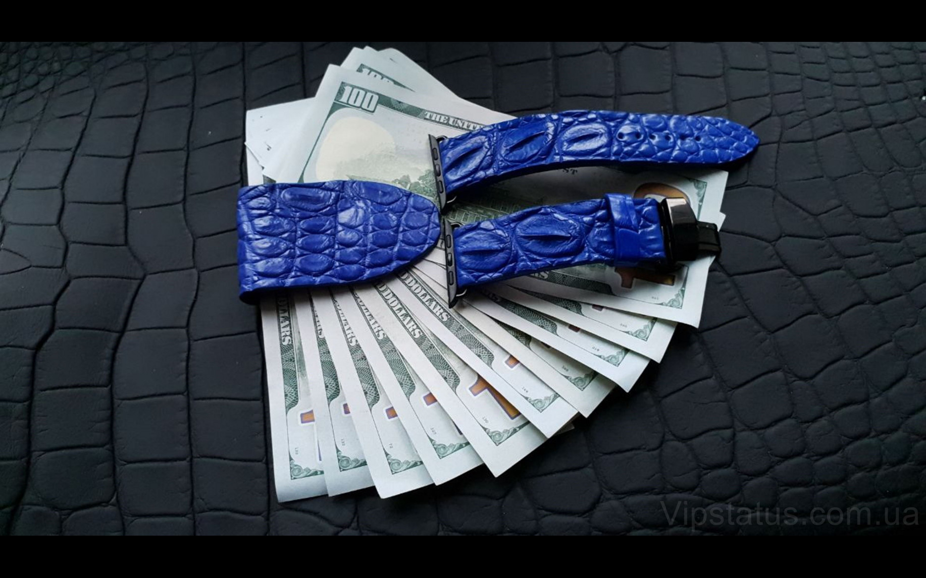 Elite Blue King Вип зажим для купюр Blue King Vip bill clip image 2
