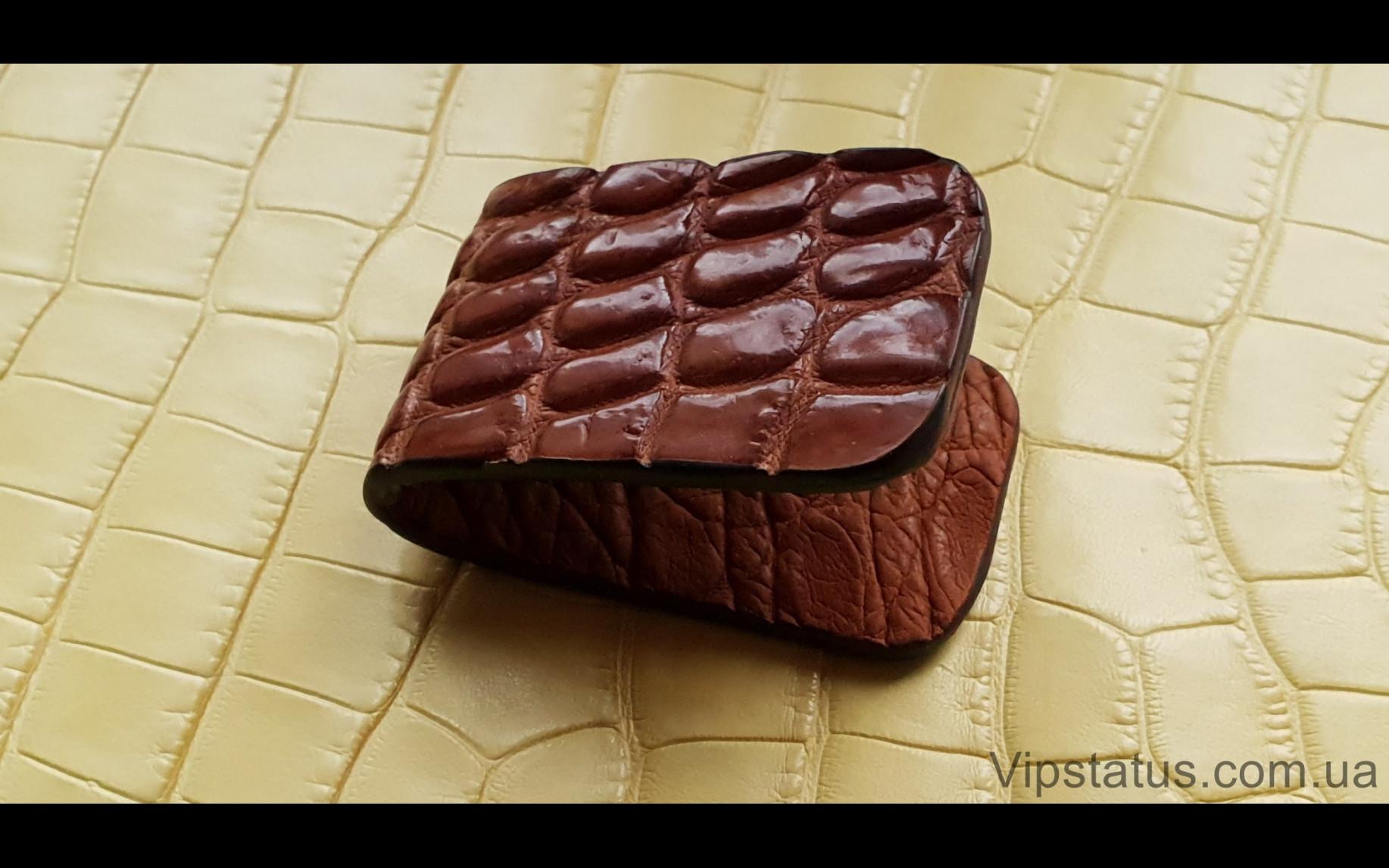 Elite Brown Gloss Люксовый зажим для купюр Brown Gloss Luxury bill clip image 1