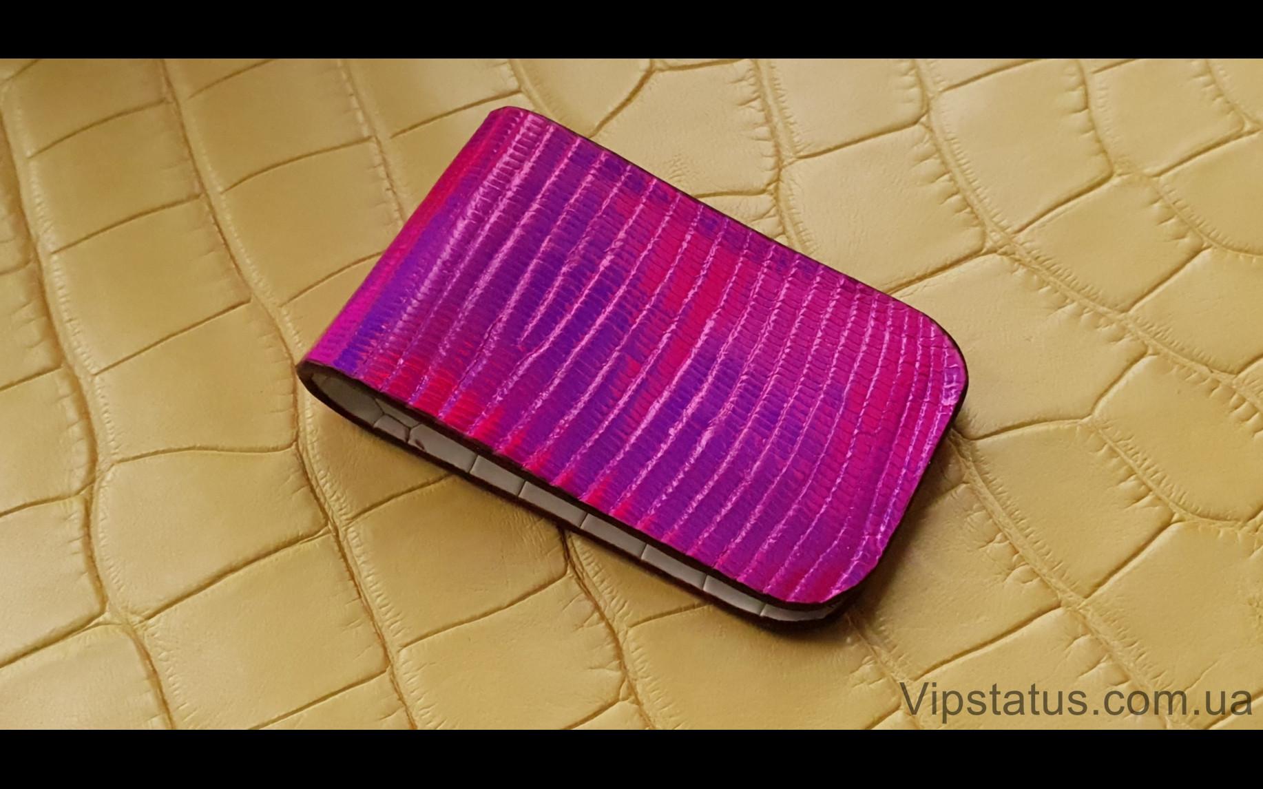 Elite Pink Rose Лакшери зажим для купюр Pink Rose Luxury bill clip image 2