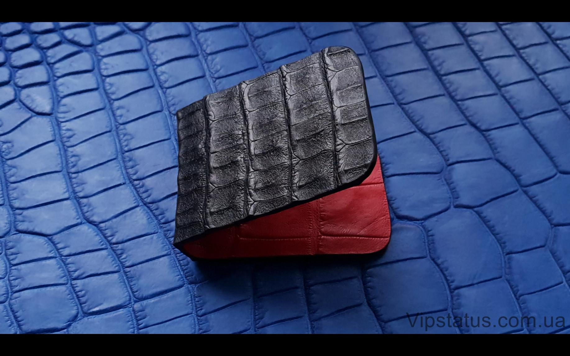 Элитный Premium Crocodile Эксклюзивный зажим для купюр Premium Crocodile Эксклюзивный зажим для купюр изображение 2