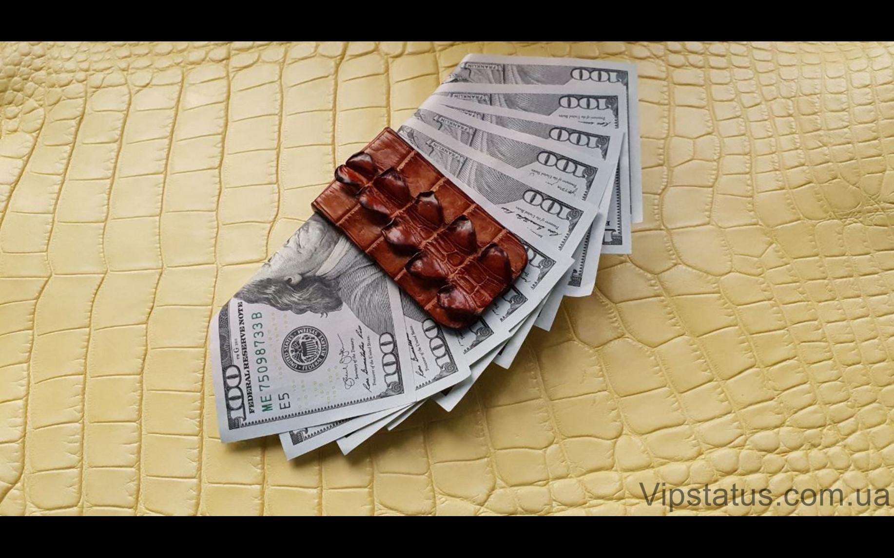 Elite Strong Crocodile Элитный зажим для купюр Strong Crocodile Elite bill clip image 5