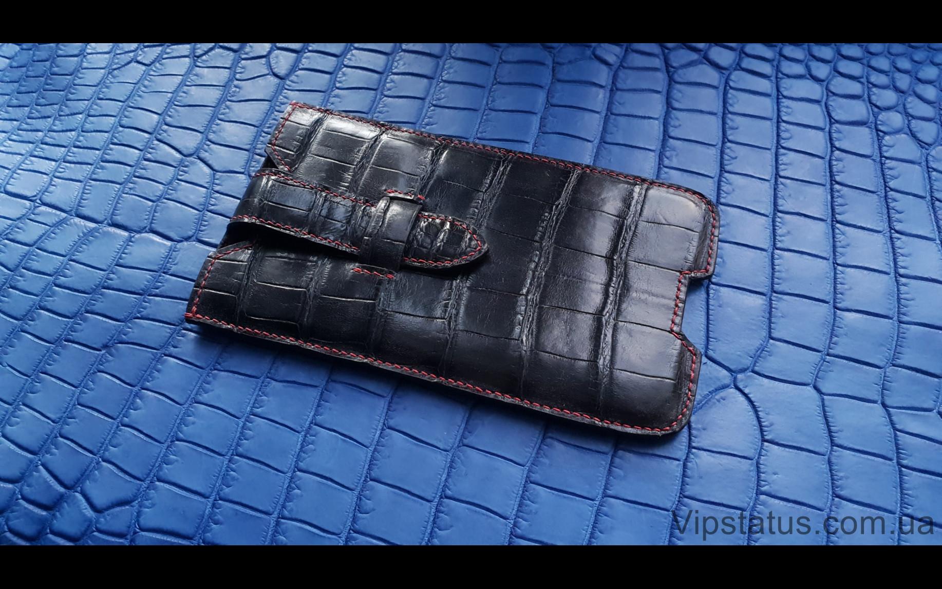 Elite Classic Edition Премиум кейс IPhone X XS 11 Pro 12 Pro Classic Edition Premium case IPhone X XS 11 Pro 12 Pro Crocodile leather image 2