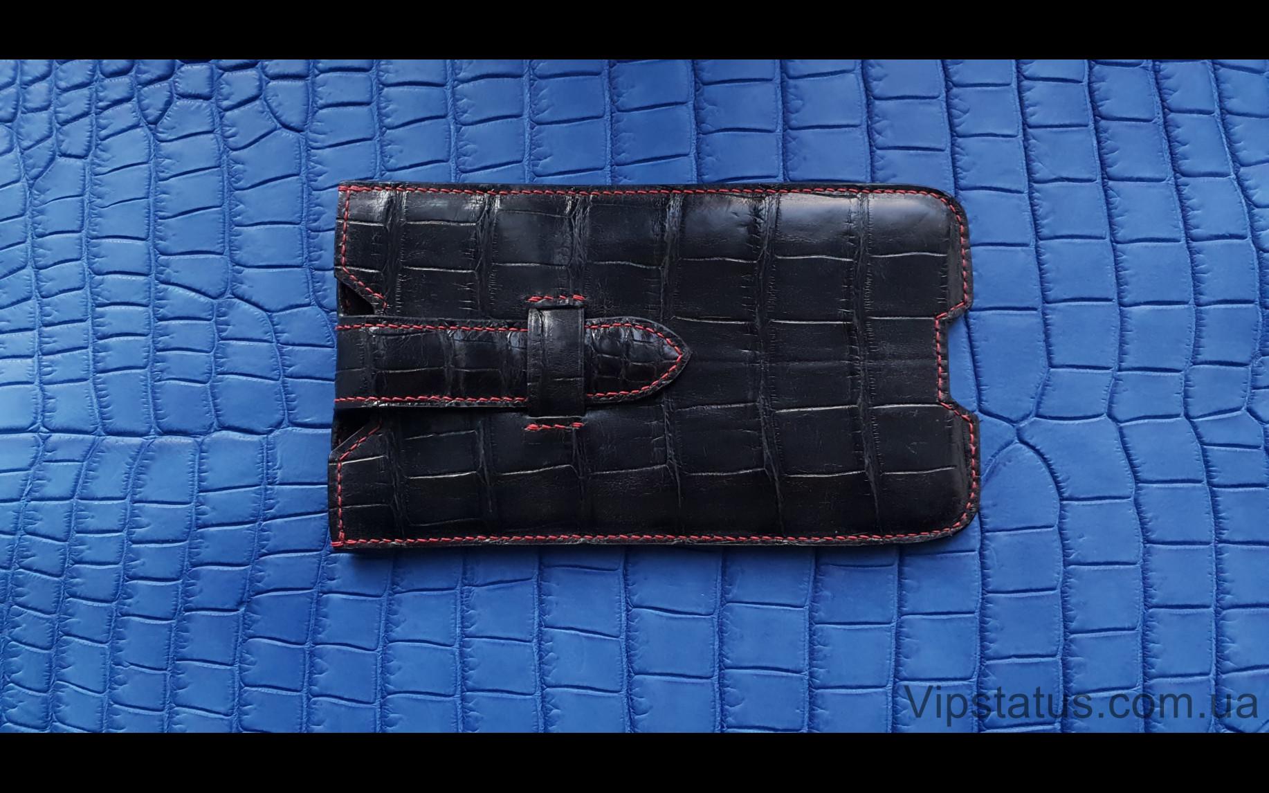 Elite Classic Edition Премиум кейс IPhone X XS 11 Pro 12 Pro Classic Edition Premium case IPhone X XS 11 Pro 12 Pro Crocodile leather image 4