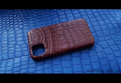 Rich Crocodile Exclusive case IPhone 11 Pro Max Crocodile leather image