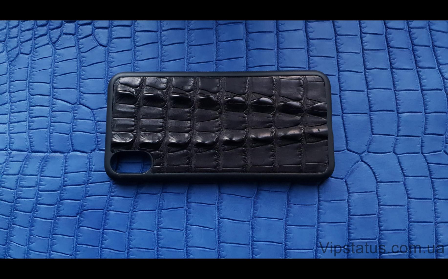 Элитный Wild Crocodile Брутальный чехол IPhone X XS кожа крокодила Wild Crocodile Брутальный чехол IPhone X XS кожа крокодила изображение 4