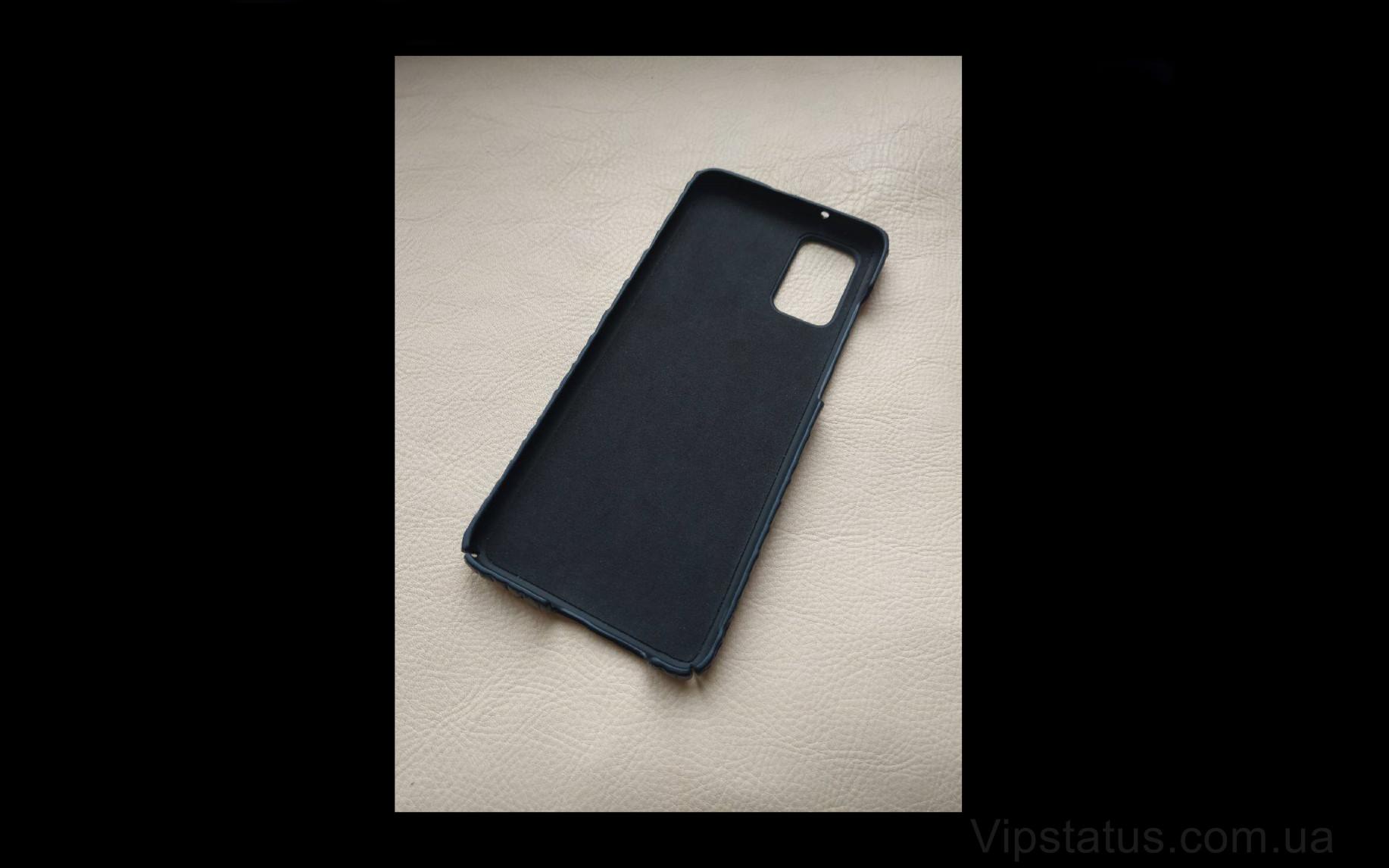 Elite Black Night Премиум чехол Samsung S20 S21 Plus кожа крокодила Black Night Premium case Samsung S20 S21 Plus Crocodile leather image 2