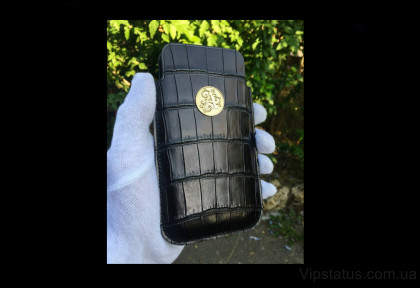 Elite Style Exotic case IPhone 11 12 Pro Max Crocodile leather image