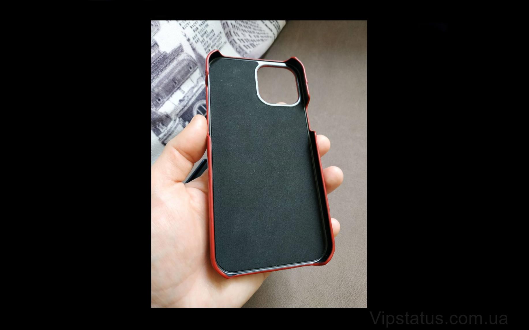 Elite Premium Gloss Люксовый чехол IPhone 11 12 Pro Max Premium Gloss Luxury case IPhone 11 12 Pro Max Crocodile leather image 2