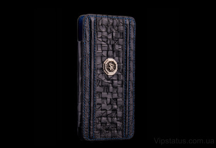 Rich Edition Elite case IPhone 11 12 Pro Max Crocodile leather image