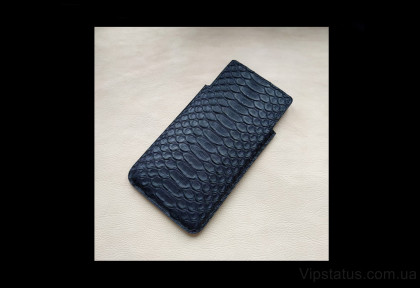 Snake Style Brutal case IPhone 11 12 Pro Max Python leather image