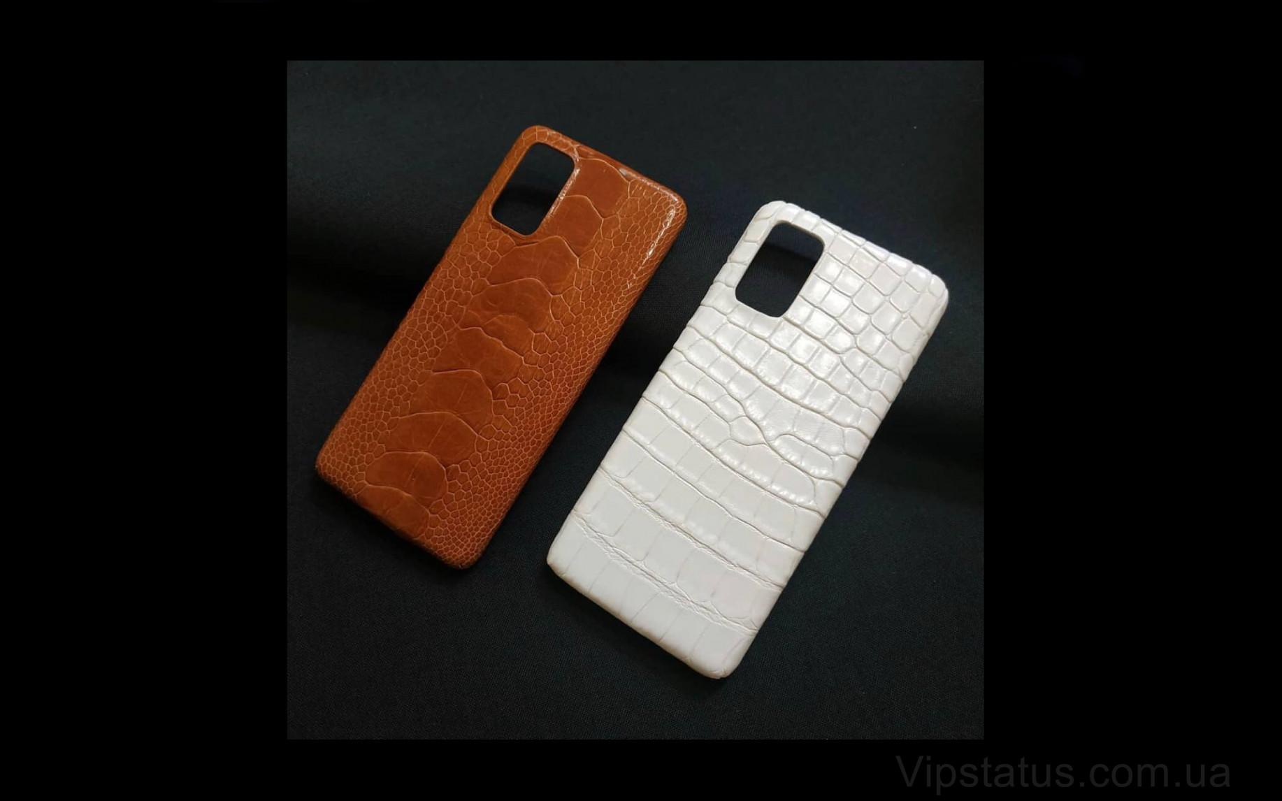 Elite White Style Вип чехол Samsung S20 S21 Plus кожа крокодила White Style Vip case Samsung S20 S21 Plus Crocodile leather image 2