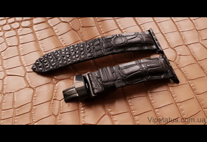 Brutal Crocodile Strap for Apple watches image