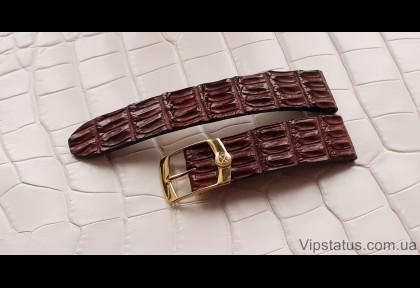 Вип ремешок для часов Chopard кожа крокодила изображение