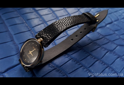 Vip Stingray Leather Strap for Rado watches image
