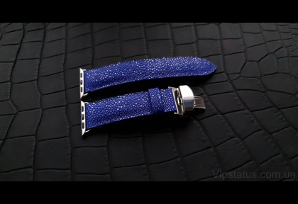 Vip Stingray Leather Strap for Zannetti watches image