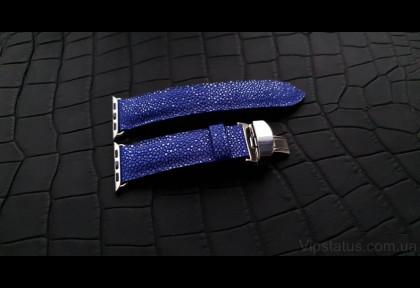 Вип ремешок для часов Zannetti кожа ската изображение