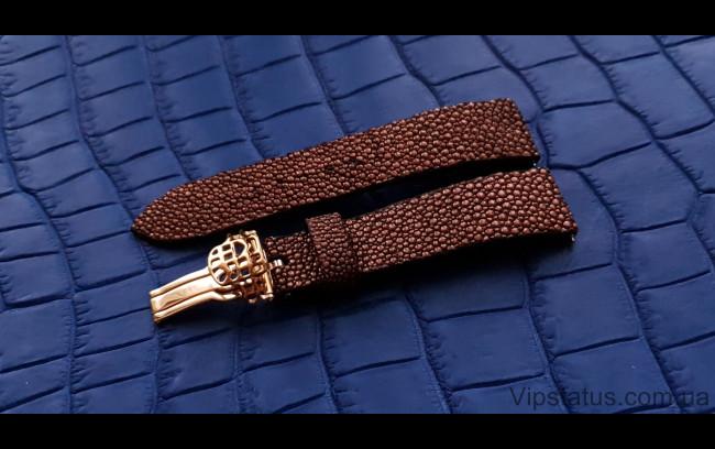 Elite Лакшери ремешок для часов Frederique Constant кожа ската Luxury Stingray Leather Strap for Frederique Constant watches image 1