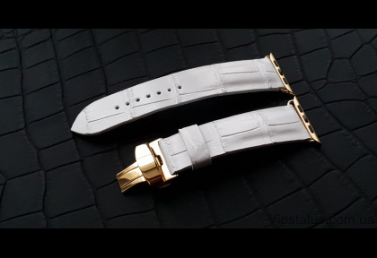Luxury Crocodile Strap for Apple watches image
