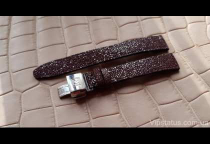 Premium Stingray Leather Strap for Perrelet watches image