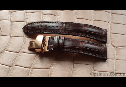 Status Crocodile Strap for Apple watches image
