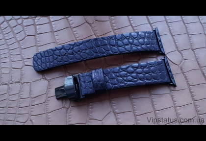 Exotic Crocodile Strap for Apple watches image