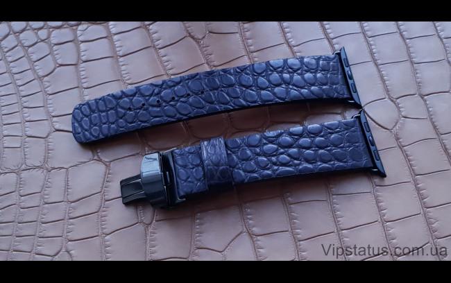 Elite Экзотический ремешок для часов Apple кожа крокодила Exotic Crocodile Strap for Apple watches image 1