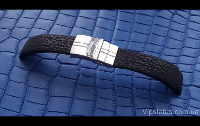 Elite Экзотический ремешок для часов Corum кожа акулы Exotic Shark Strap for Corum watches image 1