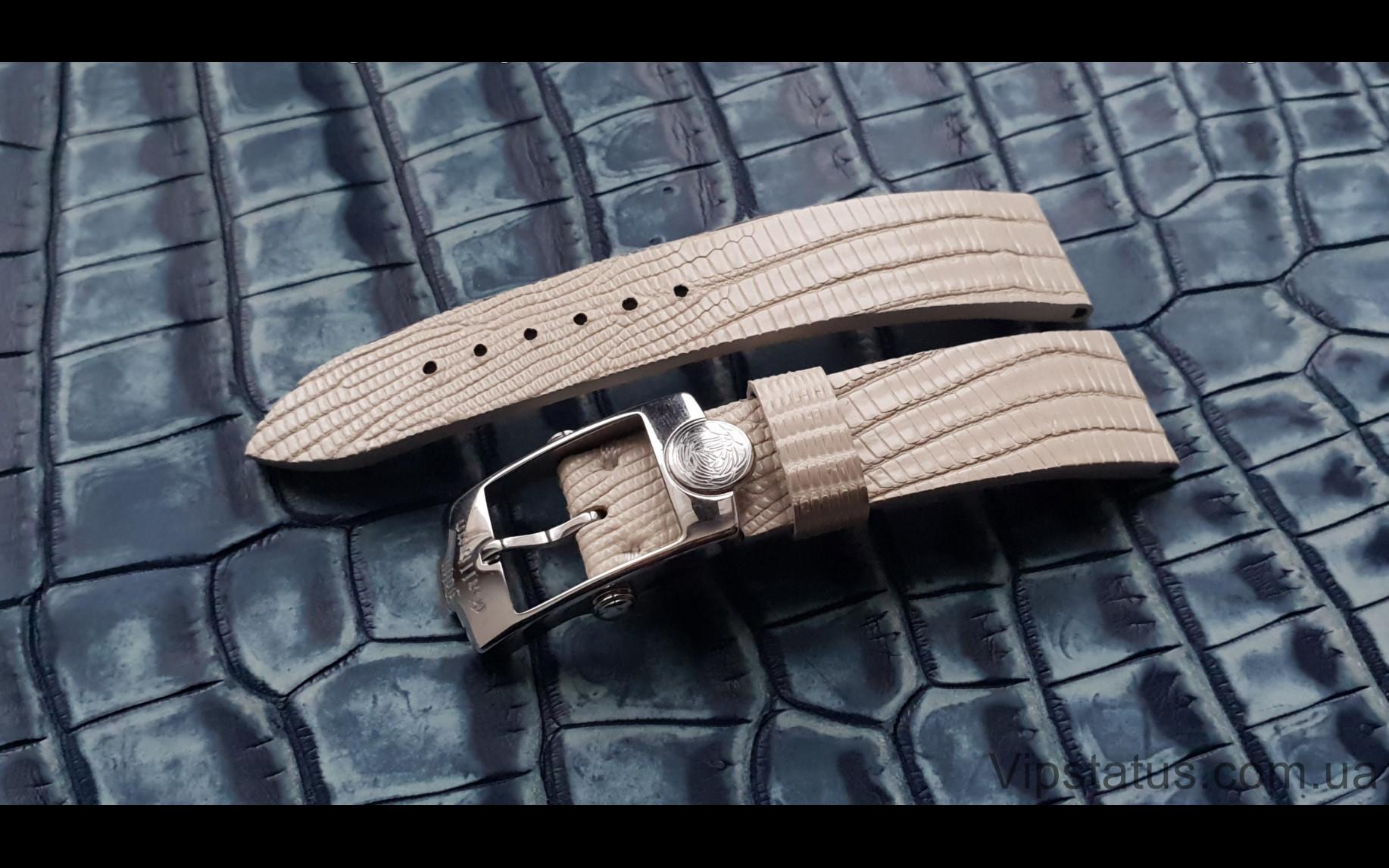 Элитный Экзотический ремешок для часов John Galliano кожа крокодила Эксклюзивный ремешок для часов John Galliano из кожи крокодила изображение 1