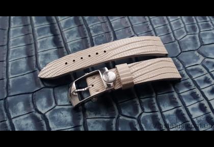 Экзотический ремешок для часов John Galliano кожа крокодила изображение