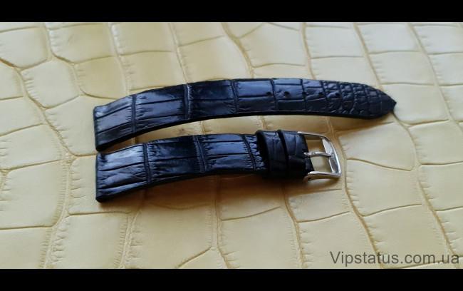 Elite Эксклюзивный ремешок для часов Longines кожа крокодила Exclusive Crocodile Strap for Longines watches image 1