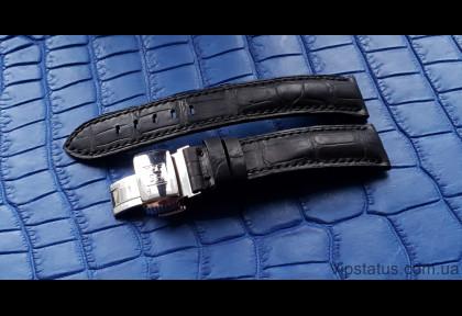 Эксклюзивный ремешок для часов Perrelet кожа крокодила изображение