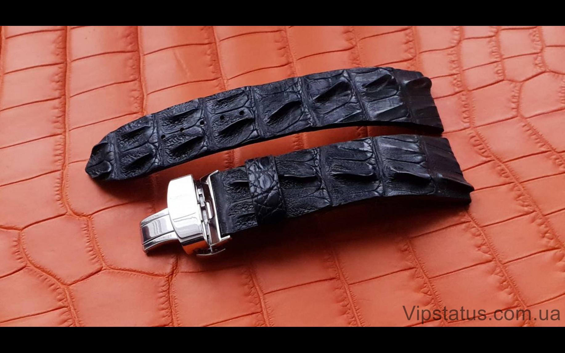 Elite Элитный ремешок для часов IWC кожа крокодила Elite Crocodile Strap for IWC watches image 1