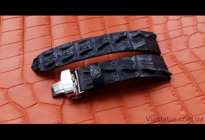 Elite Crocodile Strap for IWC watches image