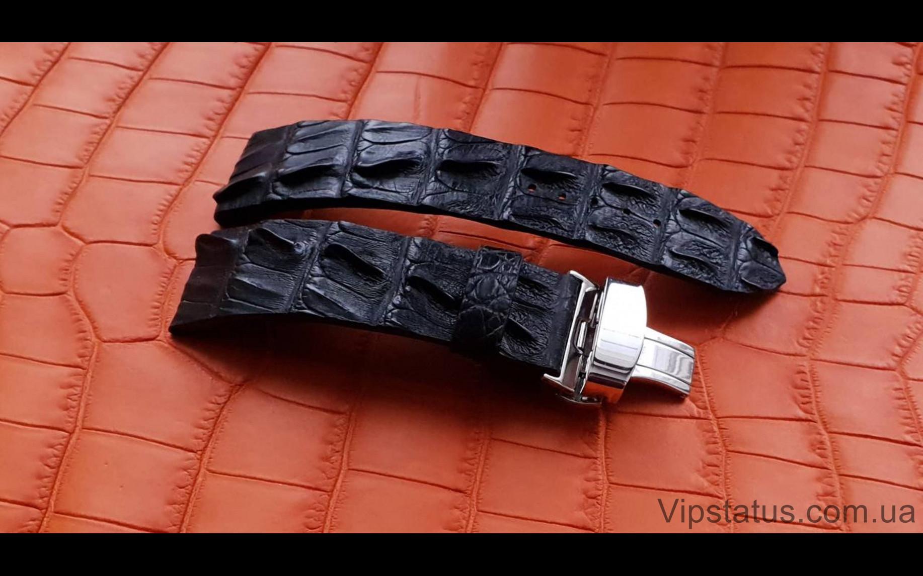 Elite Элитный ремешок для часов IWC кожа крокодила Elite Crocodile Strap for IWC watches image 2