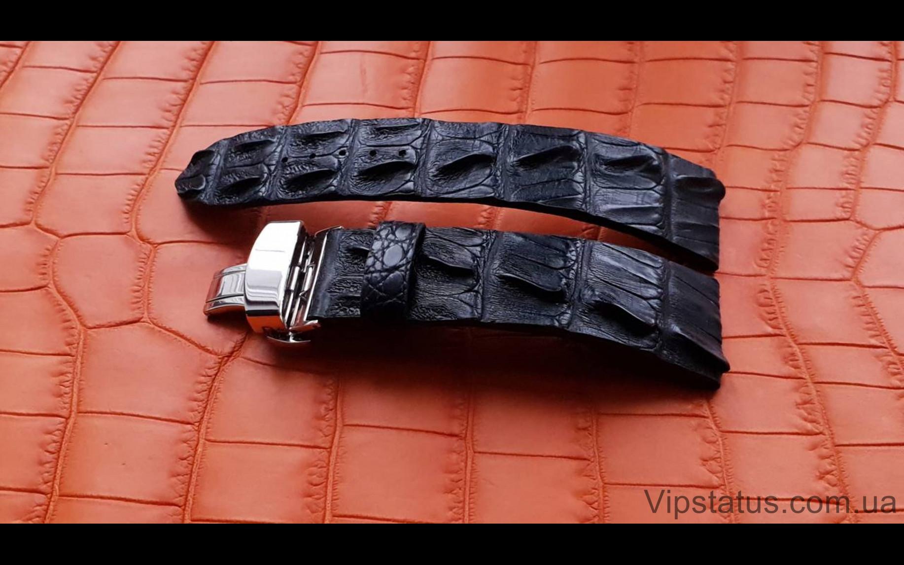 Elite Элитный ремешок для часов IWC кожа крокодила Elite Crocodile Strap for IWC watches image 3