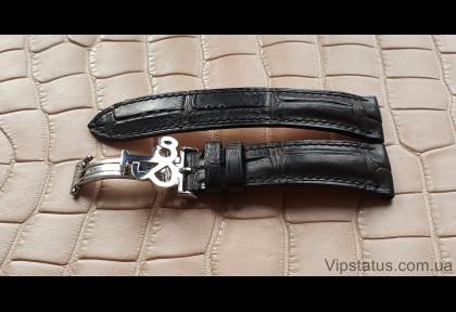 Elite Crocodile Strap for Jacob&Co watches image