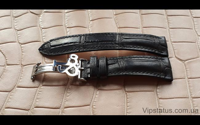 Elite Элитный ремешок для часов Jacob&Co кожа крокодила Elite Crocodile Strap for Jacob&Co watches image 1
