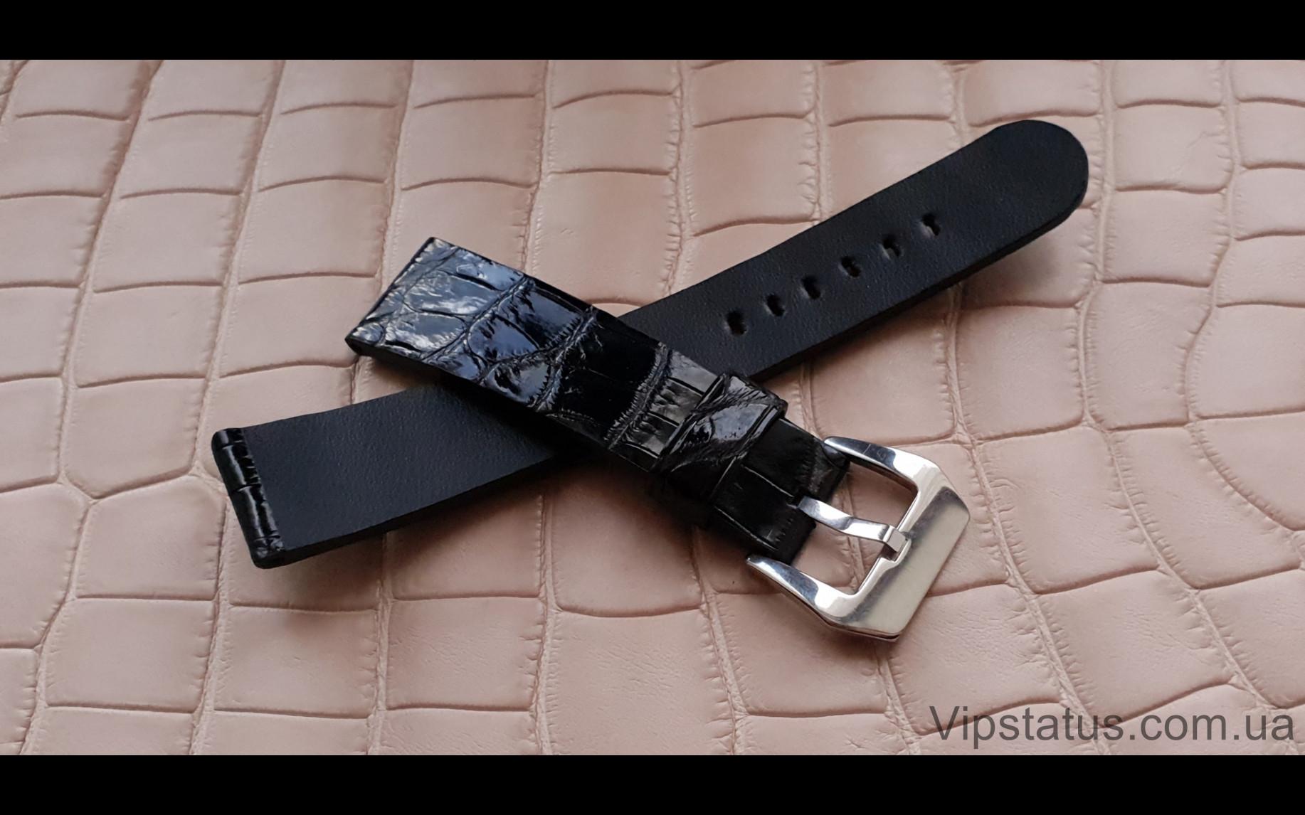 Elite Элитный ремешок для часов Patek Philippe кожа крокодила Elite Crocodile Strap for Patek Philippe watches image 3