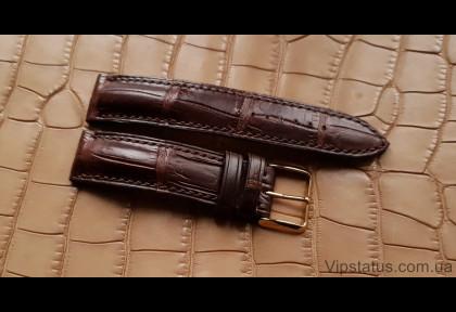 Elite Crocodile Strap for Rado watches image