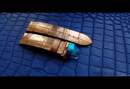 Экзотический ремешок для часов Audemars Piguet кожа крокодила изображение