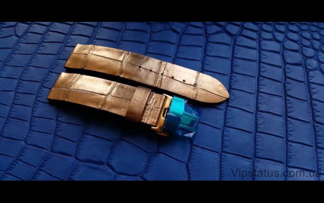 Elite Экзотический ремешок для часов Audemars Piguet кожа крокодила Exotic Crocodile Strap for Audemars Piguet watches image 1