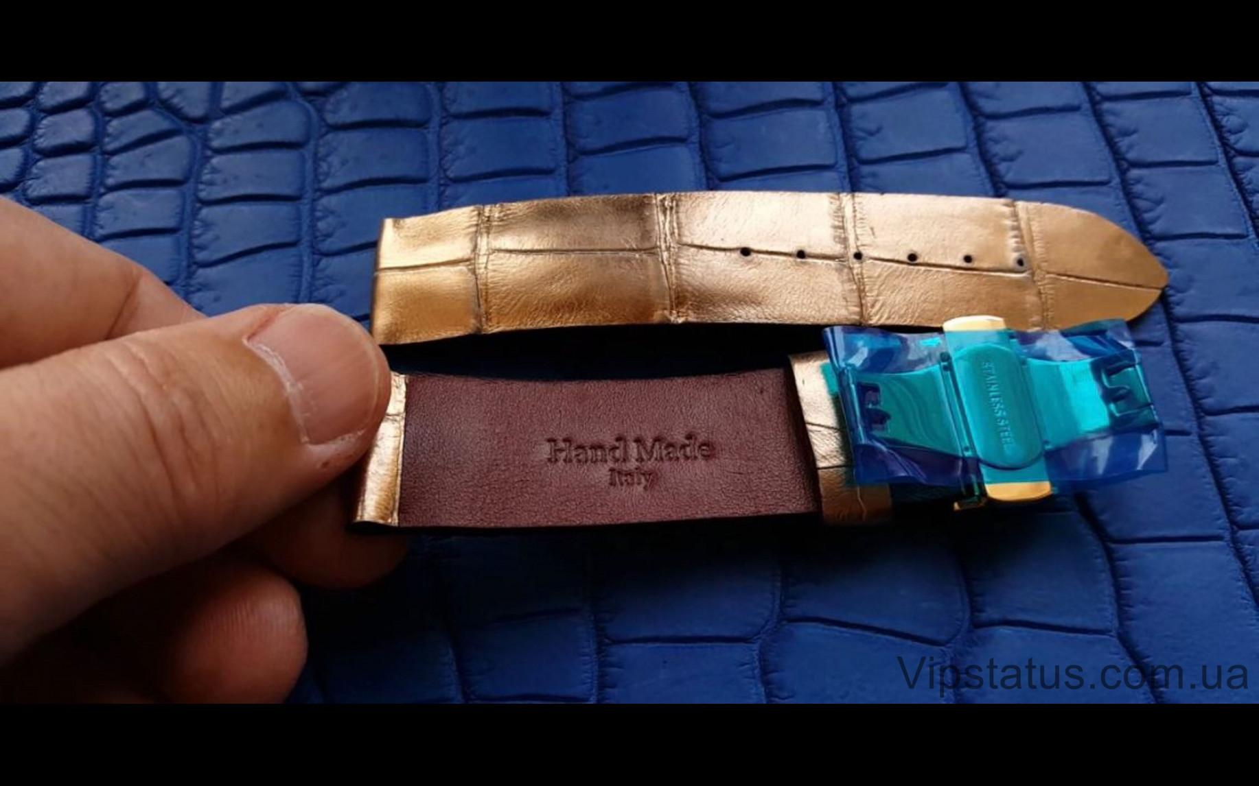 Elite Экзотический ремешок для часов Audemars Piguet кожа крокодила Exotic Crocodile Strap for Audemars Piguet watches image 2