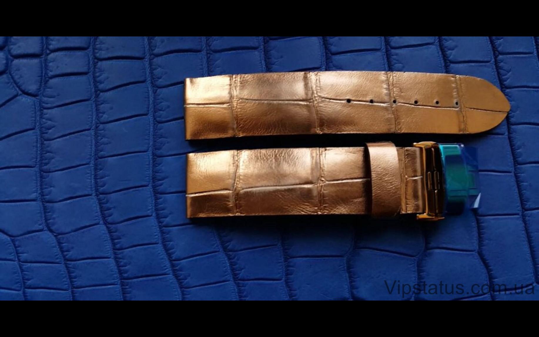 Elite Экзотический ремешок для часов Audemars Piguet кожа крокодила Exotic Crocodile Strap for Audemars Piguet watches image 3
