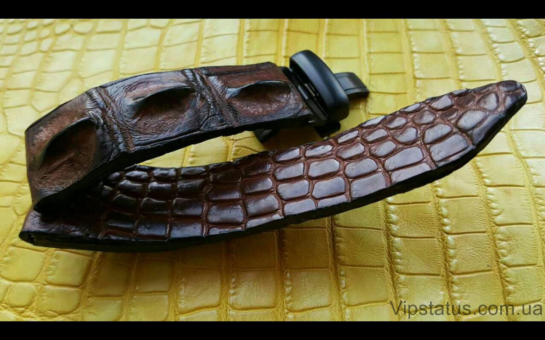 Elite Брутальный ремешок для часов Breguet кожа крокодила Brutal Crocodile Strap for Breguet watches image 1