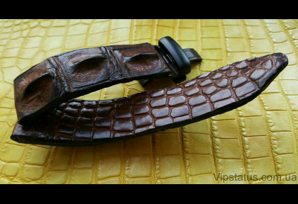 Brutal Crocodile Strap for Breguet watches image