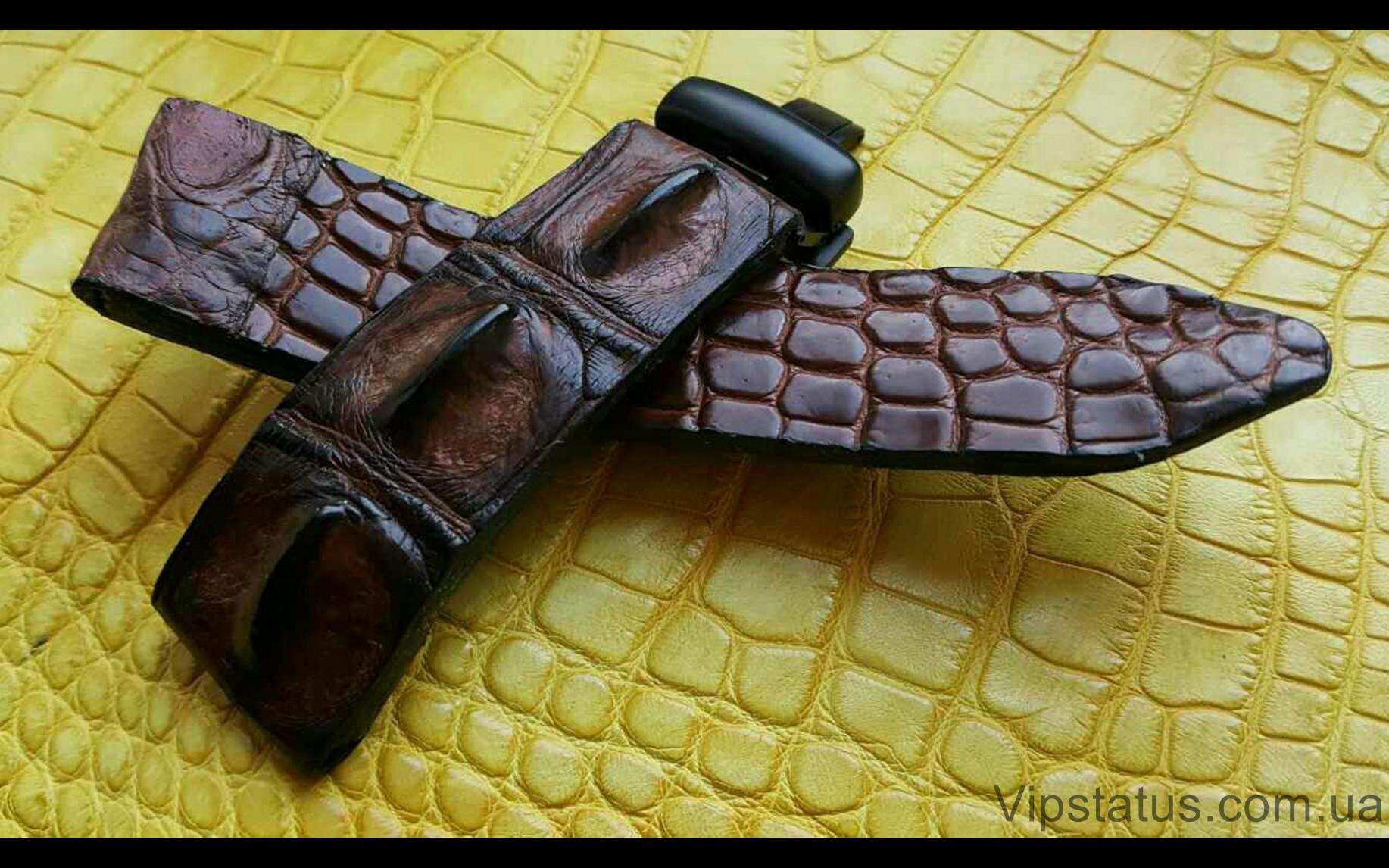 Elite Брутальный ремешок для часов Breguet кожа крокодила Brutal Crocodile Strap for Breguet watches image 2