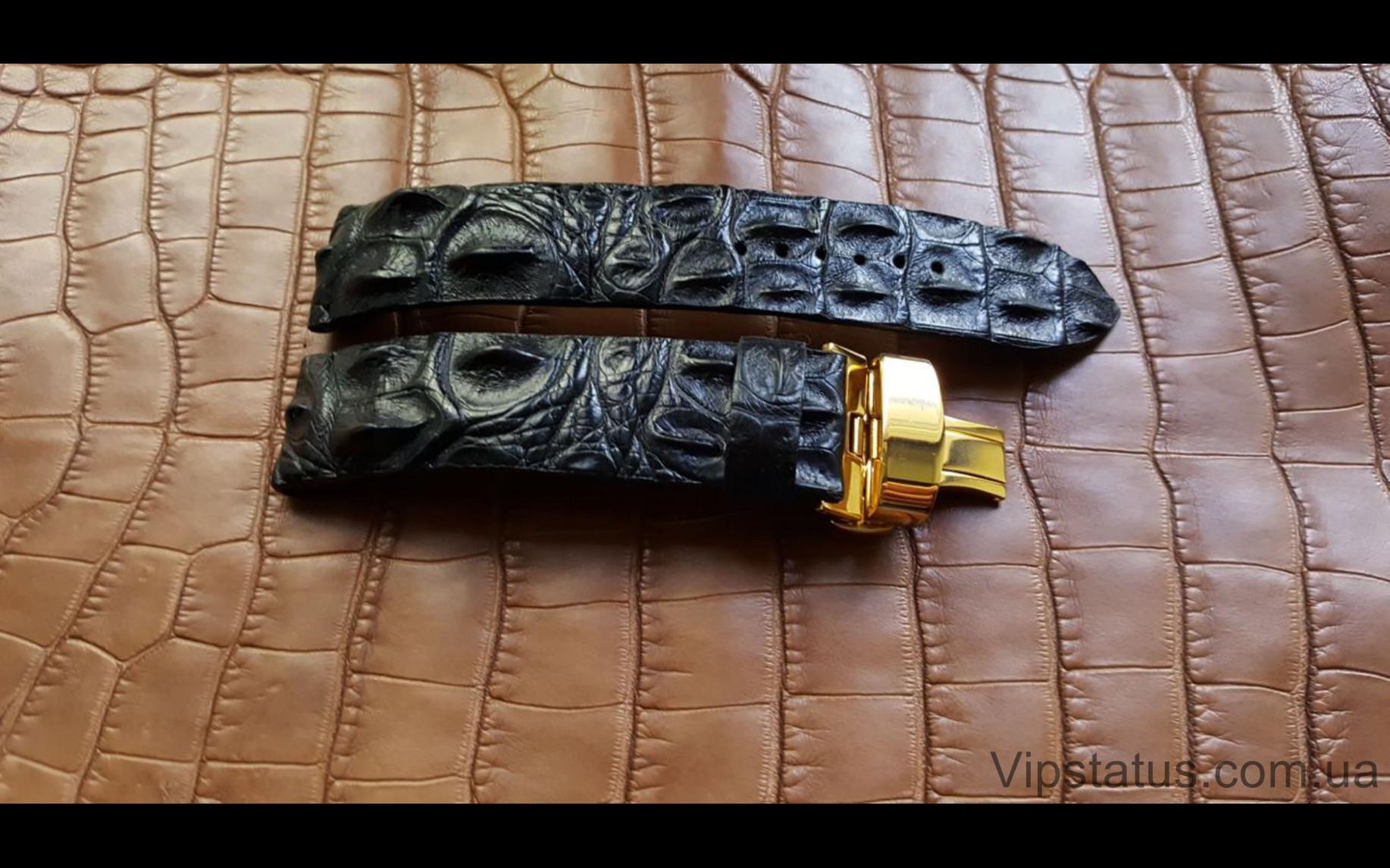 Elite Эксклюзивный ремешок для часов Carl F. Bucherer кожа крокодила Exclusive Crocodile Strap for Carl F. Bucherer watches image 1